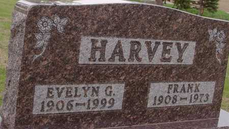 HARVEY, FRANK & EVELYN - Woodbury County, Iowa | FRANK & EVELYN HARVEY