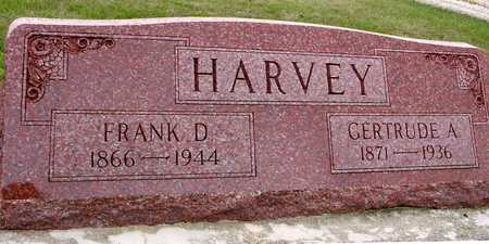 HARVEY, FRANK & GERTRUDE - Woodbury County, Iowa | FRANK & GERTRUDE HARVEY