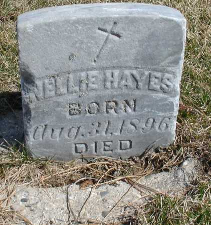 HAYES, NELLIE - Woodbury County, Iowa | NELLIE HAYES