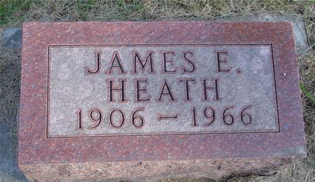 HEATH, JAMES E. - Woodbury County, Iowa | JAMES E. HEATH