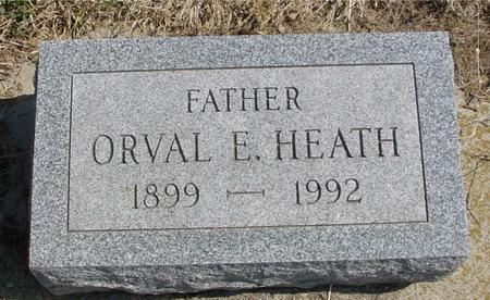 HEATH, ORVAL E. - Woodbury County, Iowa | ORVAL E. HEATH