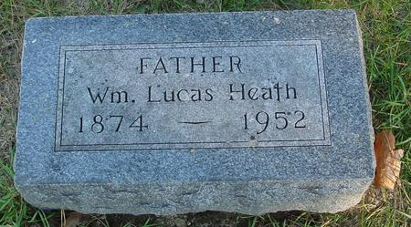 HEATH, WILLIAM LUCAS - Woodbury County, Iowa | WILLIAM LUCAS HEATH