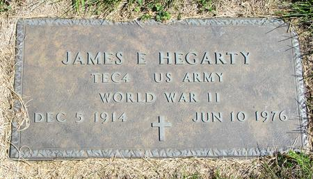 HEGARTY, JAMES E. - Woodbury County, Iowa | JAMES E. HEGARTY