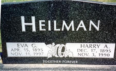BAUMANN HEILMAN, EVA - Woodbury County, Iowa | EVA BAUMANN HEILMAN