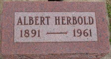 HERBOLD, ALBERT - Woodbury County, Iowa | ALBERT HERBOLD