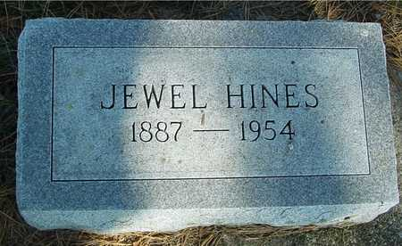 HINES, JEWELL - Woodbury County, Iowa | JEWELL HINES