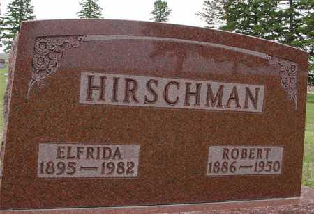 HIRSCHMAN, ROBERT & ELFRIDA - Woodbury County, Iowa | ROBERT & ELFRIDA HIRSCHMAN