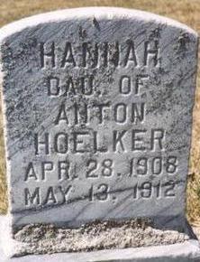 HOELKER, HANNAH - Woodbury County, Iowa | HANNAH HOELKER