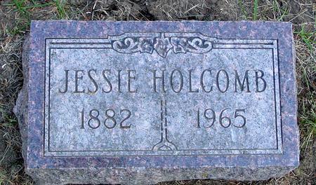 HOLCOMB, JESSIE - Woodbury County, Iowa   JESSIE HOLCOMB