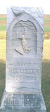 HOLLISTER, DAVID - Woodbury County, Iowa | DAVID HOLLISTER