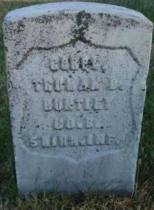 HUNTLEY, TRUMAN D. - Woodbury County, Iowa | TRUMAN D. HUNTLEY