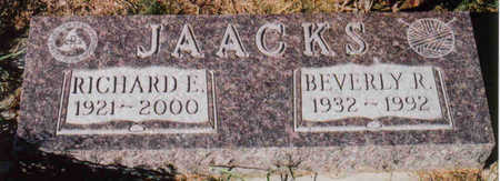 JAACKS, BEVERLY R. - Woodbury County, Iowa | BEVERLY R. JAACKS