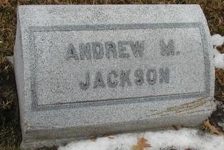 JACKSON, ANDREW MILTON - Woodbury County, Iowa | ANDREW MILTON JACKSON