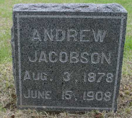 JACOBSON, ANDREW - Woodbury County, Iowa | ANDREW JACOBSON