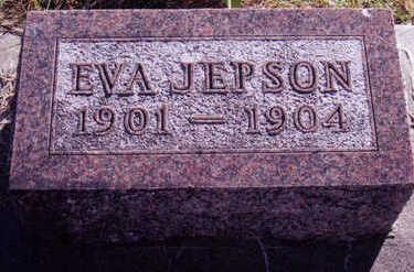 JEPSON, EVA - Woodbury County, Iowa | EVA JEPSON