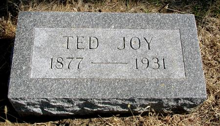JOY, TED - Woodbury County, Iowa | TED JOY