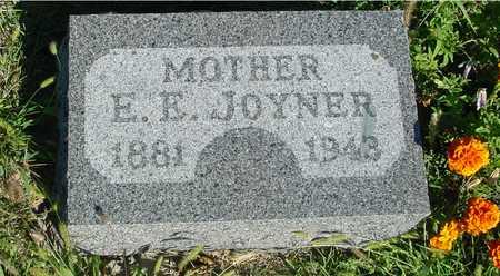 JOYNER, E. E. - Woodbury County, Iowa | E. E. JOYNER