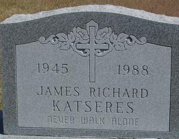 KATSERES, JAMES RICHARD - Woodbury County, Iowa | JAMES RICHARD KATSERES