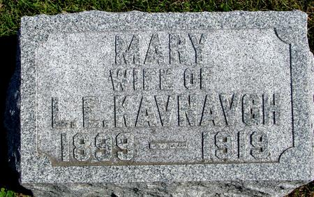KAVNAUGH, MARY - Woodbury County, Iowa | MARY KAVNAUGH