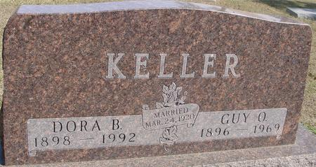 KELLER, GUY O. & DORA B. - Woodbury County, Iowa | GUY O. & DORA B. KELLER