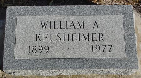 KELSHEIMER, WILLIAM  A. - Woodbury County, Iowa | WILLIAM  A. KELSHEIMER