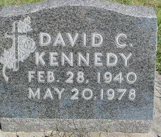 KENNEDY, DAVID C. - Woodbury County, Iowa | DAVID C. KENNEDY