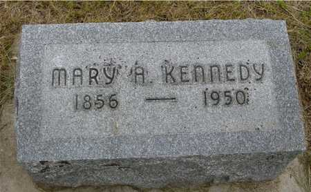 KENNEDY, MARY A. - Woodbury County, Iowa | MARY A. KENNEDY