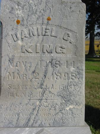 KING, DANIEL C. - Woodbury County, Iowa | DANIEL C. KING