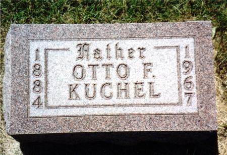 KUCHEL, OTTO F. - Woodbury County, Iowa | OTTO F. KUCHEL