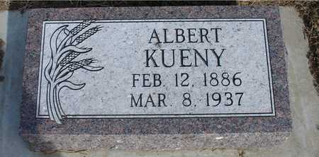 KUENY, ALBERT - Woodbury County, Iowa | ALBERT KUENY