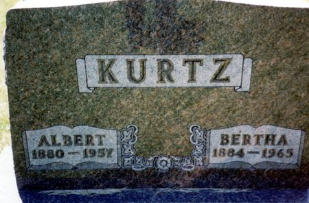 KURTZ, ALBERT - Woodbury County, Iowa | ALBERT KURTZ