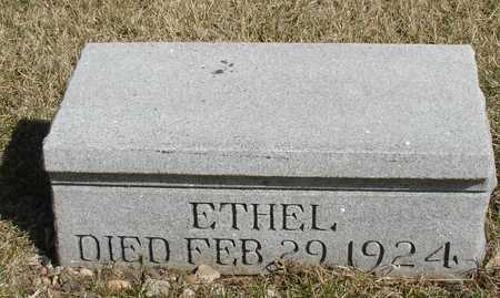 LACEY, ETHEL - Woodbury County, Iowa | ETHEL LACEY
