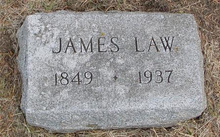 LAW, JAMES - Woodbury County, Iowa | JAMES LAW