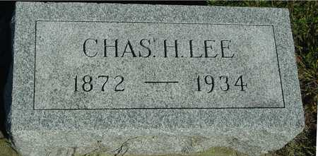 LEE, CHARLES H. - Woodbury County, Iowa | CHARLES H. LEE
