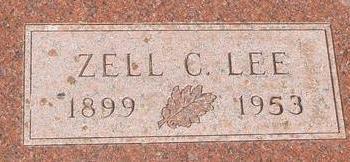 LEE, ZELL C. - Woodbury County, Iowa | ZELL C. LEE