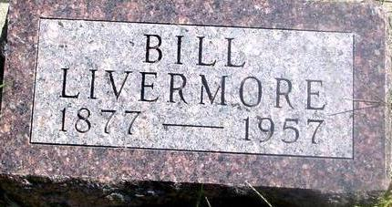 LIVERMORE, BILL - Woodbury County, Iowa | BILL LIVERMORE