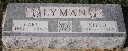 LYMAN, CARL - Woodbury County, Iowa | CARL LYMAN