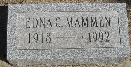 MAMMEN, EDNA C. - Woodbury County, Iowa | EDNA C. MAMMEN