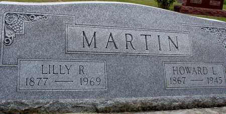 MARTIN, HOWARD & LILLY R. - Woodbury County, Iowa | HOWARD & LILLY R. MARTIN