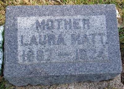 MATT, LAURA - Woodbury County, Iowa | LAURA MATT