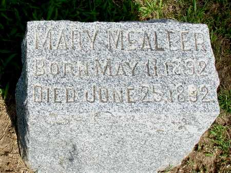MCALEER, MARY - Woodbury County, Iowa | MARY MCALEER
