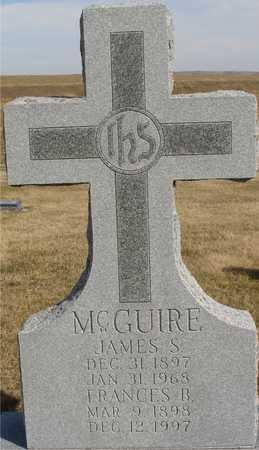 MCGUIRE, JAMES & FRANCES - Woodbury County, Iowa | JAMES & FRANCES MCGUIRE