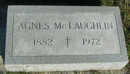 MCLAUGHLIN, AGNES - Woodbury County, Iowa | AGNES MCLAUGHLIN