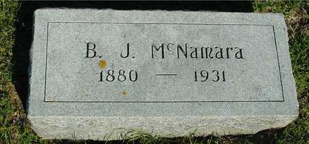 MCNAMARA, B. J. - Woodbury County, Iowa | B. J. MCNAMARA