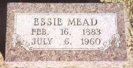 MEAD, ESSIE - Woodbury County, Iowa | ESSIE MEAD