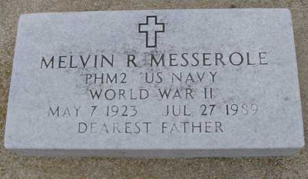 MESSEROLE, MELVIN R. - Woodbury County, Iowa | MELVIN R. MESSEROLE