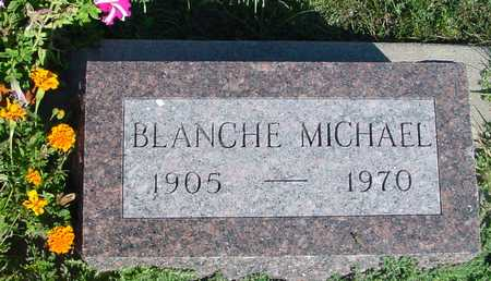MICHAEL, BLANCHE - Woodbury County, Iowa | BLANCHE MICHAEL