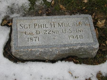 MOLAMPY, PHIL - Woodbury County, Iowa | PHIL MOLAMPY