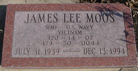 MOOS, JAMES LEE - Woodbury County, Iowa | JAMES LEE MOOS