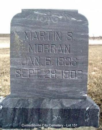 MORGAN, MARTIN S. - Woodbury County, Iowa | MARTIN S. MORGAN